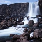Водопад Öxarárfoss